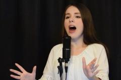 #Diana Petcu - a very charismatic singer  👸💖