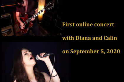 Online concert Sept. 5, 2020